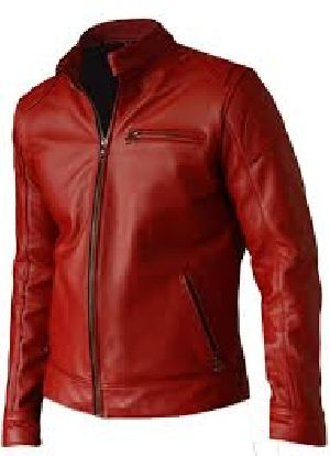 Leather Mens Jacket 08