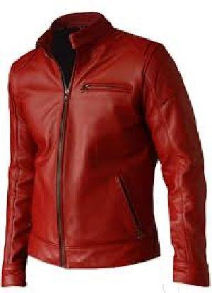 Leather Mens Jacket 08
