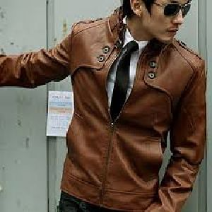 Leather Mens Jacket 09