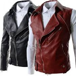 Leather Mens Jacket 10