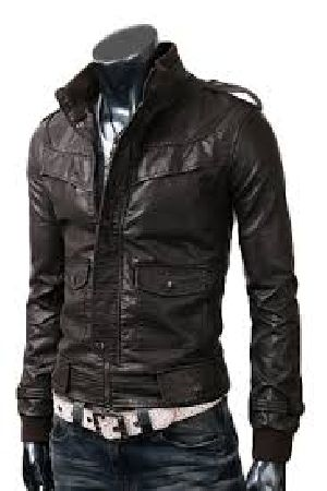 Leather Mens Jacket 12