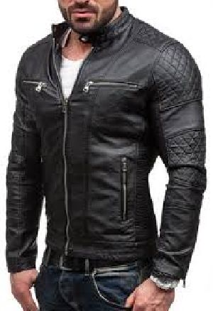 Leather Mens Jacket 16