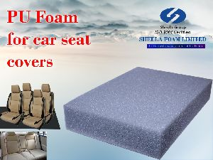 Car Seat Cover PU Foam
