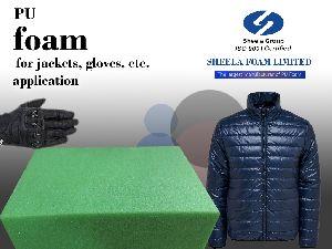 Jacket & Glove PU Foam