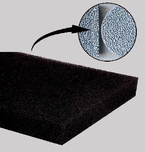 Oil Filter Reticulated Foam Sheet 02