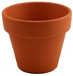 Clay Plain Flower Pots