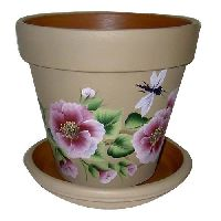 Decorative Flower Pot