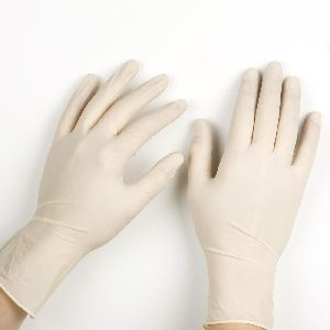Non Sterile Surgical Latex Gloves