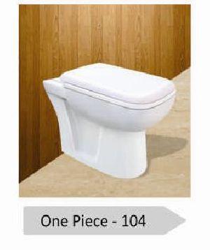 104 One piece Water Closet