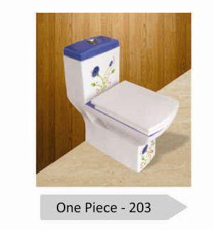 203 One piece Water Closet