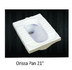 21 inch Orissa Pan Toilet Seat