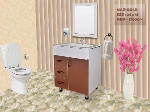 Marigold Bathroom Mirror Vanity