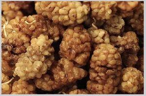 Brown Dried Mulberries