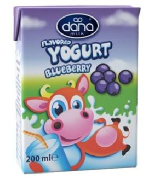 Dana Bluebarry Flavoured Yogurt Drink