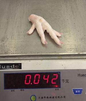 Frozen Chicken Paws 01