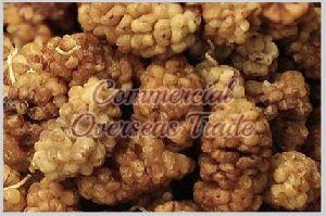Brown Dried Mulberries