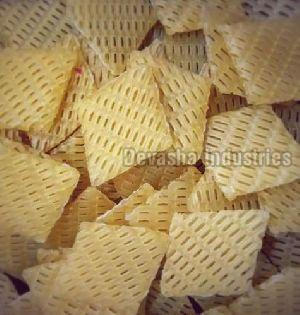 Diamond Shaped 3D Papad