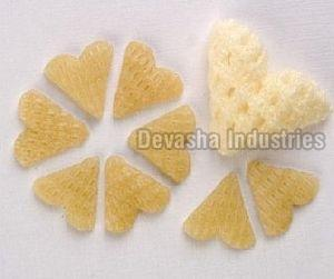 Heart Shaped 3D Papad