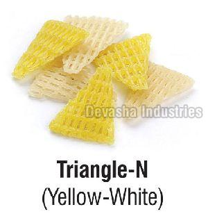 Triangle Shaped 3D Papad