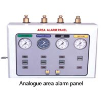 Analouge Area Alarm  System