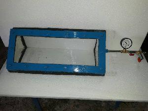Corner Model Vacuum Box