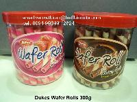 Dukes Wafer Rolls