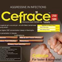Cefrace Tablets