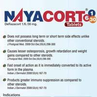 Nayacort Tablets