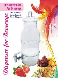GC108 Glass Beverage Dispenser