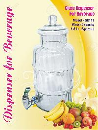GC111 Glass Beverage Dispenser