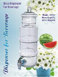 GC102 Glass Beverage Dispenser