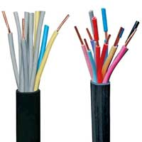 Multicore Flexible Cables