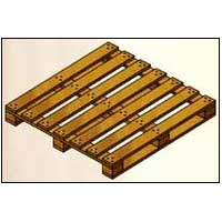 Double Deck Non Reversible Type Pallets (Light Duty)