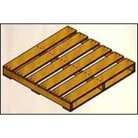 Double Deck Non Reversible Type Pallets