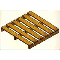 Two Way Single Deck Type Pallet