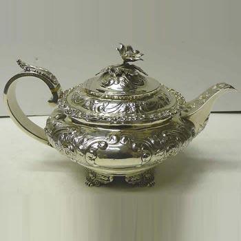 Brass Teapot 01
