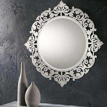 Iron Mirror Wall Frame
