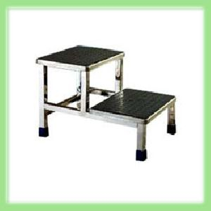 Double Step SS Foot Stool