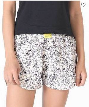 Art All Over Printed Boxer