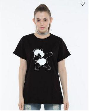 Dabbing Panda Boyfriend T-Shirt