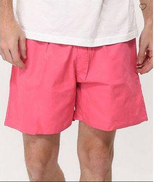 Dark Pink Plain Boxer