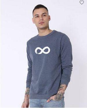 Infinity Crew Neck Sweatshirt