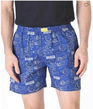 International All Over Printed Boxer