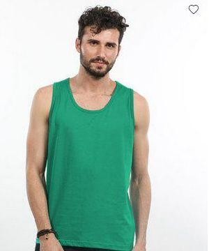 Peppermint Green Vest