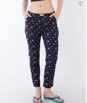 Vintage Classic All Over Printed Pyjama
