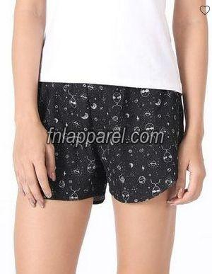 Ladies Printed Boxer