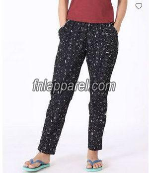 Ladies Printed Pyjama