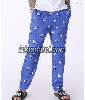 Mens Printed Pyjama