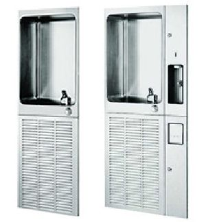 Wall Recessed Drinking Water Coolers - P12FPMCD