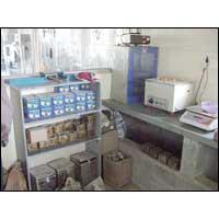 Cement Plant Equipment (Laboratory)